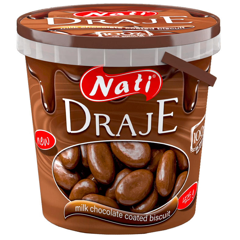 """DRAJE"" CHOCOLATE COOKIES"
