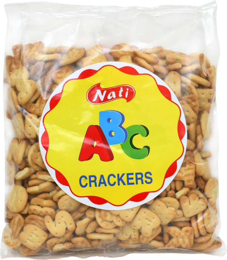 """ABC"" CRACERS"